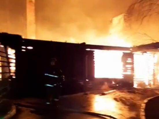 Подмосковный гольф-клуб возобновил работу после пожара