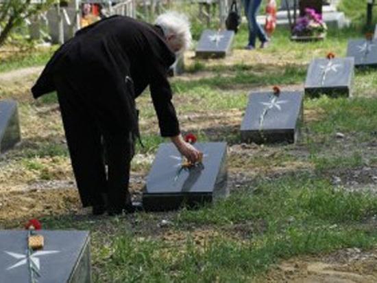 Братские могилы Саратовской области  не отдают своих тайн