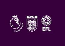 Анлийская премьер-лига прервана до 4 апреля