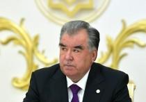 Президент Таджикистана Эмомали Рахмон начал готовить передачу власти своему сыну Рустаму