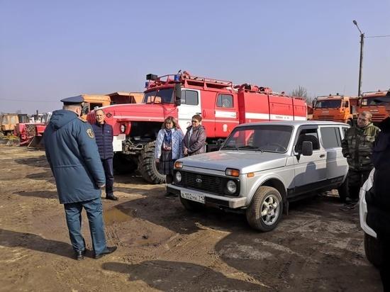 В Тульской области готовятся к паводку и пожароопасному периоду