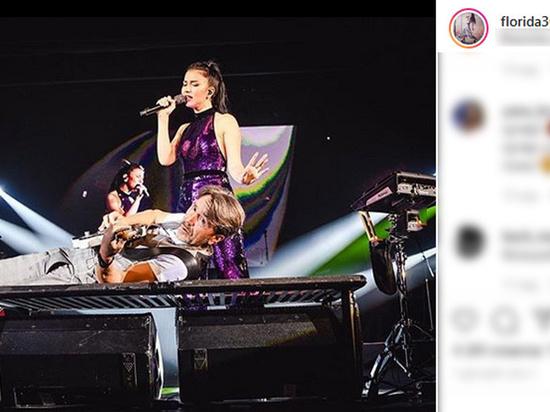 Вместе с Little Big на «Евровидении» выступит участница «Ленинграда»