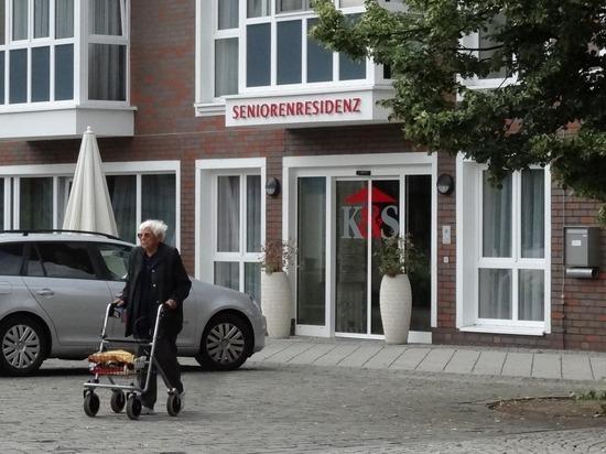 Коронавирус в Германии: запрет на посещение больниц и домов престарелых