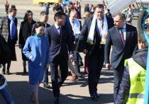 В Калмыкии находится министр труда и социальной защиты России