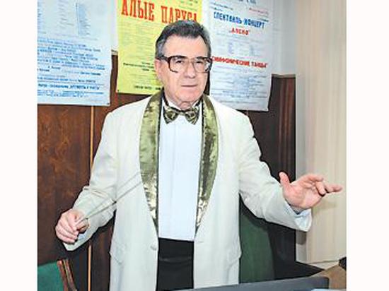 Дирижер Гершкович отметит на сцене родного театра двойной юбилей