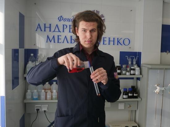 Десятиклассник из Невинномысска вышел в финал ВсОШ по химии