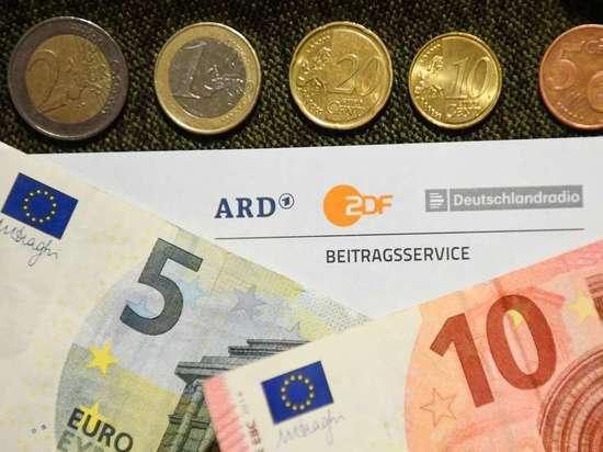 В Германии увеличат плату за телерадиовещание