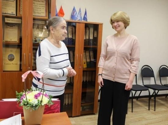 Кто, где и как поздравлял с 8 марта  жительниц городского округа Серпухов