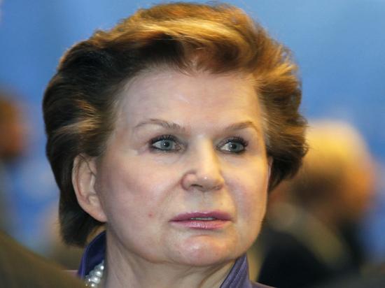 Терешкова заявила, что россияне благодарят ее за «сохранение Путина»
