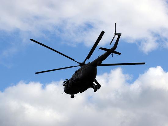 В Чите военный вертолет случайно выстрелил из авиапушки