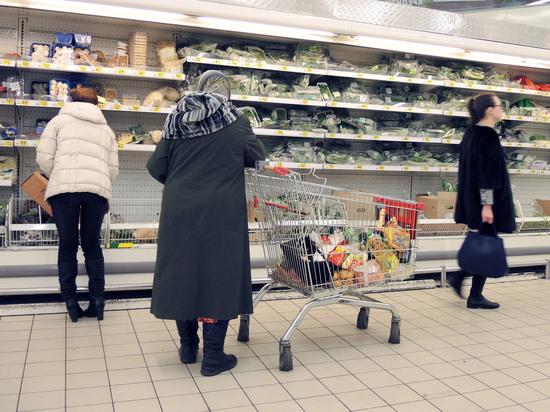 Минпромторг призвал граждан не опустошать магазины