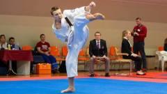 В рамках чемпионата Карелии по всестилевому каратэ прошли показательные выступления