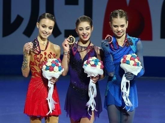 Косторная, Трусова и Щербакова лишены шансов стать чемпионками мира