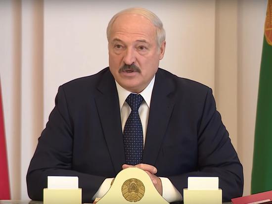 Белорусский лидер нашел в пандемии место юмору