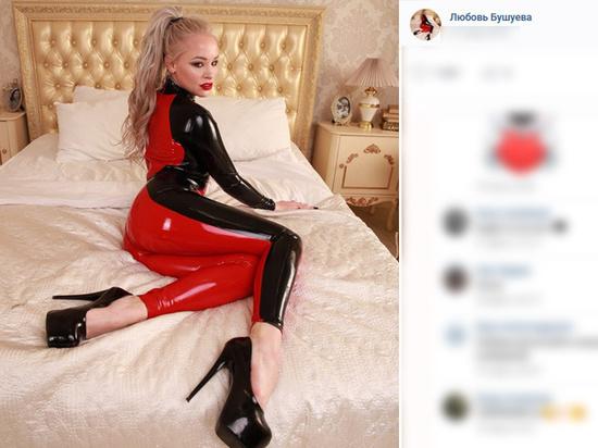 Российская порнозвезда пообещала «дать» тому, кто создаст вакцину от COVID-19
