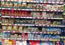 Дефицита продуктов в Калужской области нет