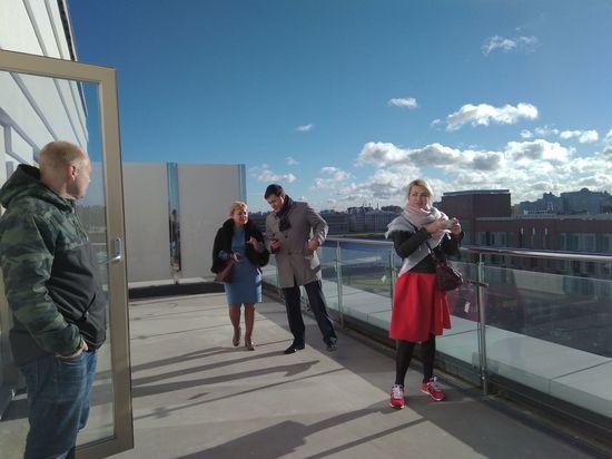Петербуржцы предпочитают квартиры на втором этаже или пентхаусы