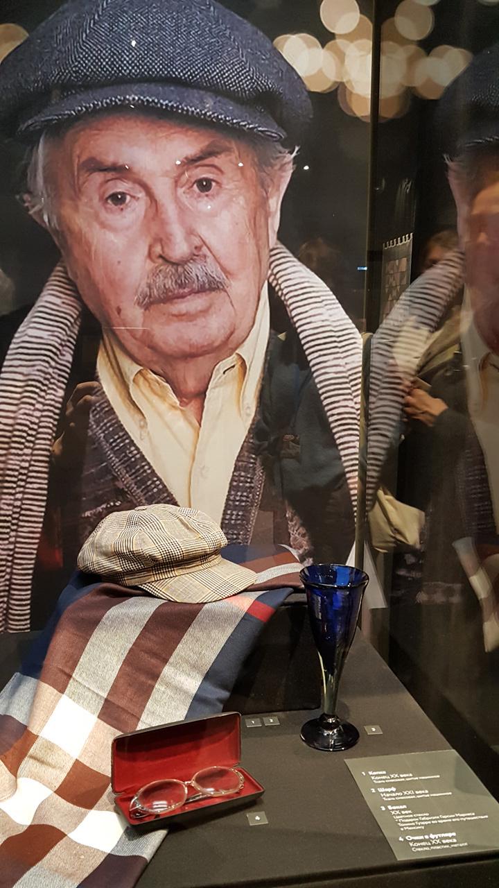 100-летие Тонино Гуэрра отметили во Владимире