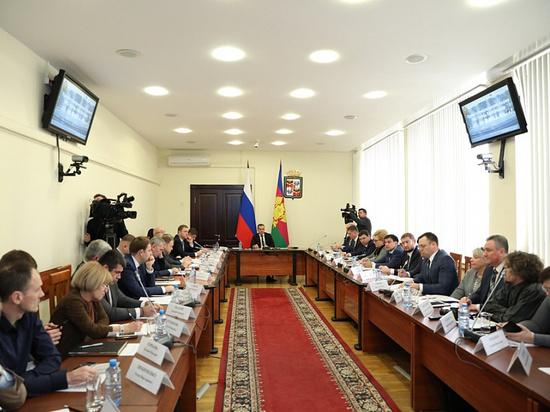 В апреле начнутся общественные слушания об утверждении генплана Краснодара
