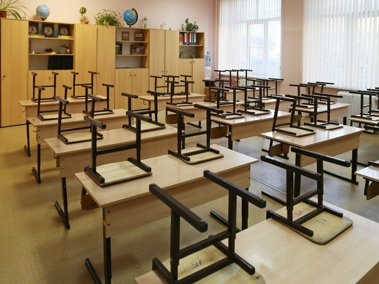 Тамбовские школьники ушли на каникулы из-за пандемии коронавируса