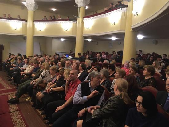 В музыкально-драматическом театре Серпухова показали главную премьера весны