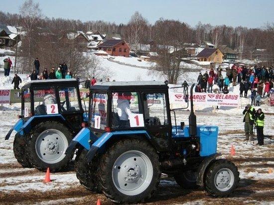 Тракторный биатлон отменили в Удмуртии из-за коронавируса