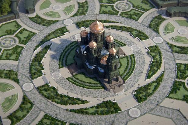 Сергей Шойгу рассказал о выборе места для храма Победы: «С этого рубежа пошли вперед»