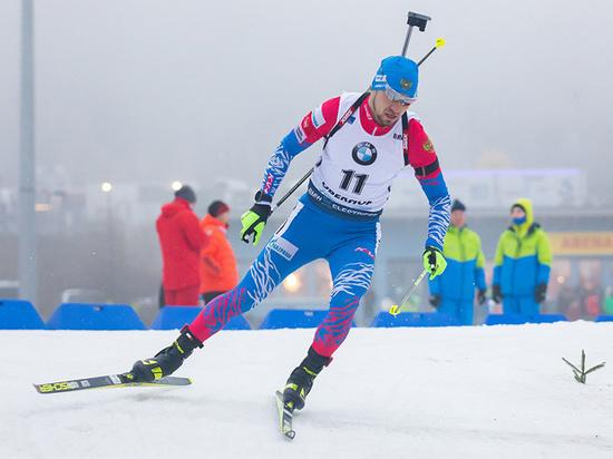 Логинов спасет биатлон России