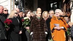 Терешкова о Кобзоне: его жизнь была посвящена всем нам