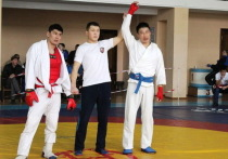 В Бурятии прошел чемпионат по рукопашному бою