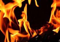 Из горевшей в Междуреченске квартиры спасли человека