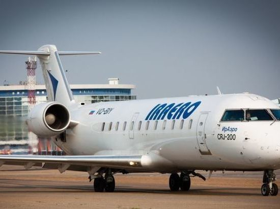 В Хакасии открылся новый авиарейс на Иркутск