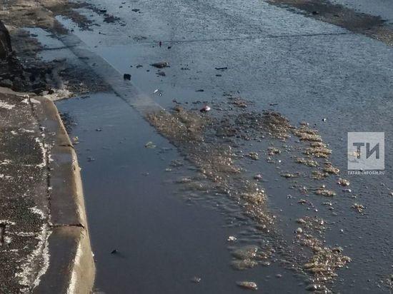 В Татарстане утвердили план противопаводковых мероприятий на автодорогах
