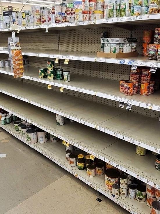 Ставропольский губернатор высказался о панике в супермаркетах