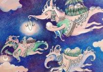 Волгоградская художница придумала невиданных и загадочных существ