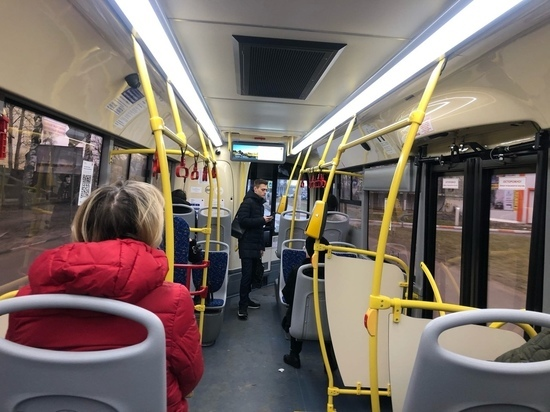 На маршрут №36 в Твери выйдут автобусы большого класса
