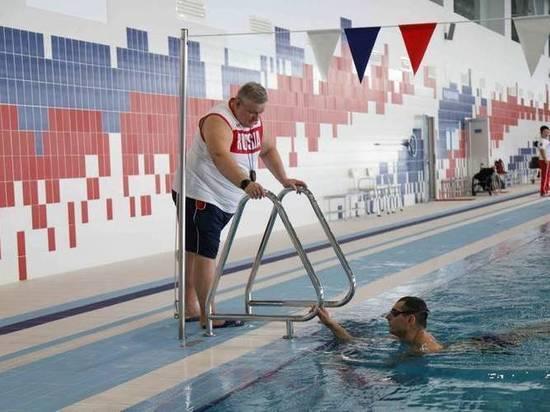 Паралимпийская сборная России тренируется на Сахалине