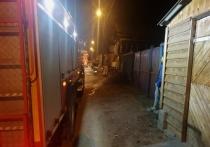В Улан-Удэ на пожаре погибли мужчина и женщина