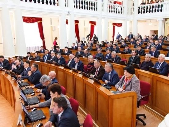 Народный Хурал Бурятии одобрил поправки в Конституцию России