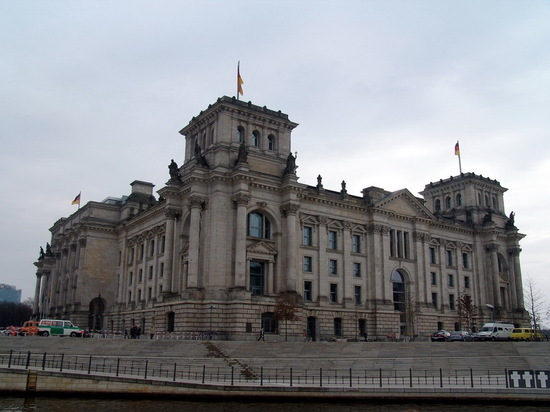 Потусторонняя Германия. Экскурсия по бывшему рейхстагу третьего рейха