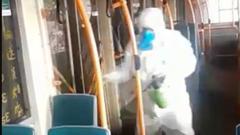 Все троллейбусы в Калуге прошли дезинфекцию