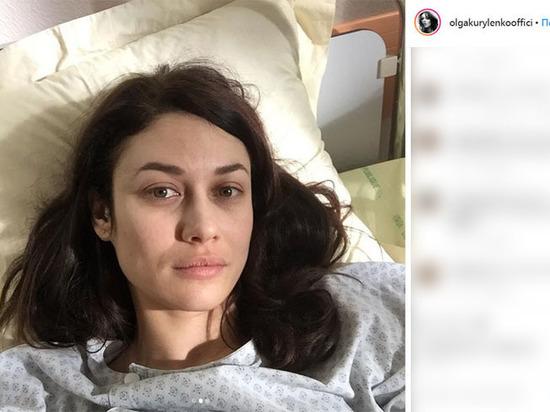 Доставленной в больницу на «скорой» актрисе Куриленко отказали в госпитализации