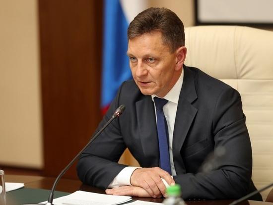 Во Владимирской области введен режим повышенной готовности в связи с коронавирусом
