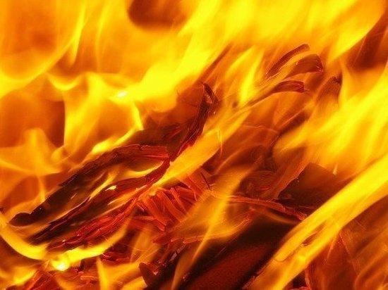 Женщина погибла на пожаре в Балахнинском районе