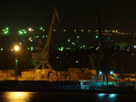 В Астраханской области судно село на мель