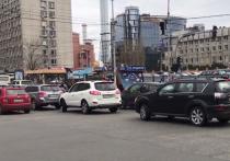 Транспортный коллапс в Киеве: украинцы массово нарушают правила карантина