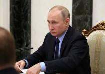 Никаких соплей: коронавирус усложнил процедуру доступа к Путину