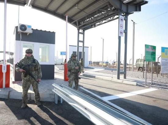 Украина изменила правила въезда в Крым на время карантина