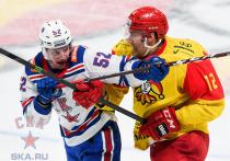 «Шуты» и «Барсы» сорвали плей-офф Кубка Гагарина