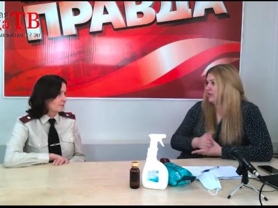 В Йошкар-Оле «Марийской правда» обсудила в прямом эфире ситуацию по коронавирусу